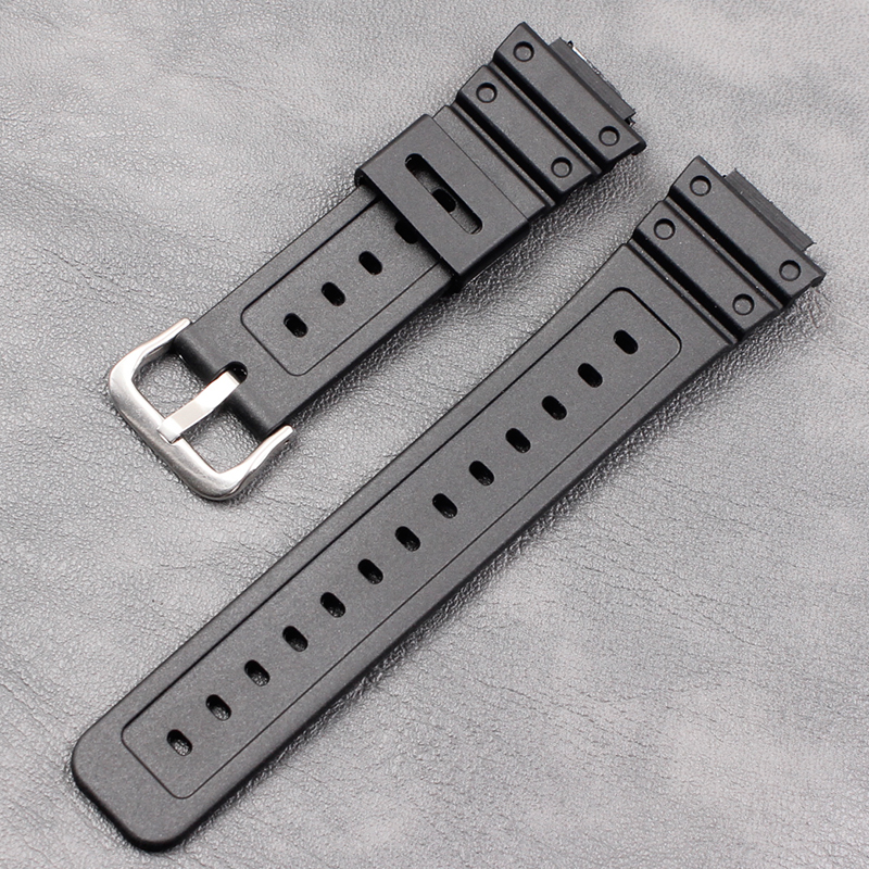 Men's Watch Accessories Resin Strap for Casio G-SHOCK GW-5000 <font><b>DW</b></font>-<font><b>5600E</b></font> BBN M5610 Women's Sports Waterproof Strap image