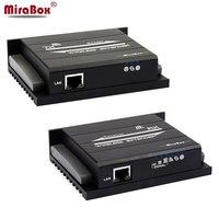 MiraBox HDMI Беспроводной Extender Поддержка 1080p @ 60 Гц с ИК Функция, HDMI Беспроводной передачи 30 м RJ45 extender 120 м Cat5 TX RX
