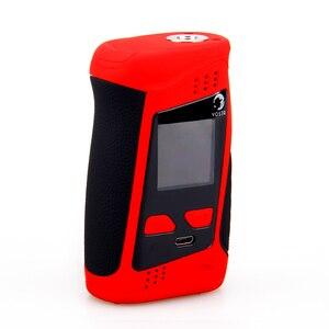 Image 2 - Original Yosta Livepor 230 caja Mod 510 hilo TC TCR vaping modos Vape mod 18650 batería Mod de cigarrillo electrónico vaporizador