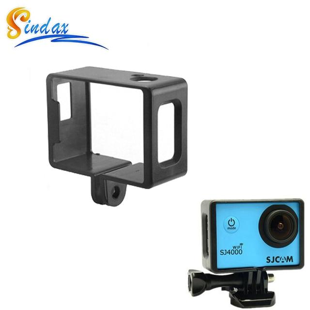 for sj4000 sj6000 plastic standard protective frame wifi sj4000 sj6000 action camera frame case for sj4000 - Wifi Frame