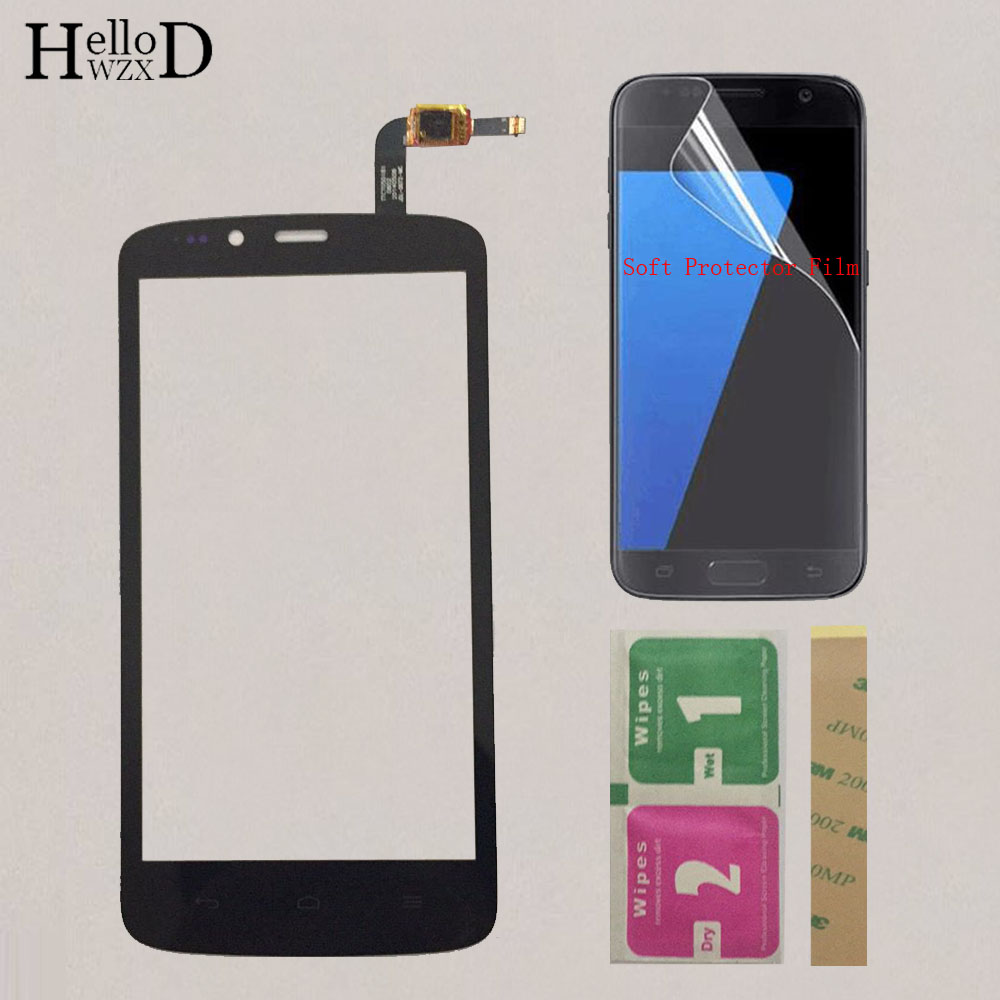 Touch Screen Front Glass For Huawei Honor Holly 3G Honor 3C Play Hol-U19 Hol-U10 Hol-T00 Hol U19 Digitizer Touch Screen Sensor