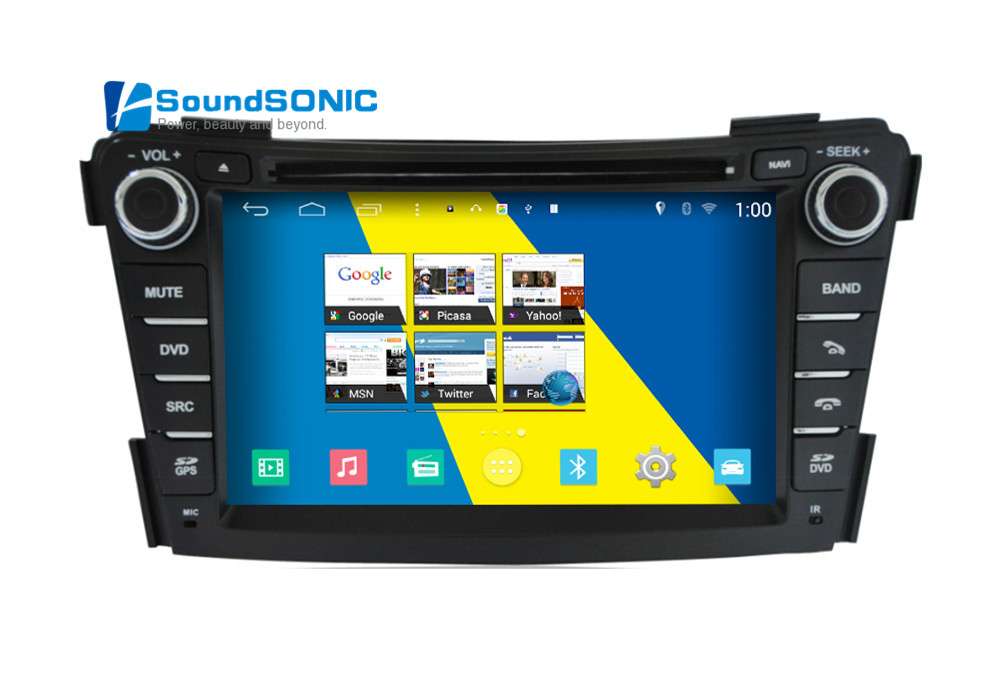 For <font><b>Hyundai</b></font> <font><b>i40</b></font> Android 4.4.4 S160 Automotivo In Dash Car PC Auto Monitor Car Radio CD DVD <font><b>GPS</b></font> Autoradio Android For <font><b>Hyundai</b></font> <font><b>i40</b></font> image