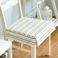 Everfly Seat Cushion For Chair Car Office Striped Printed Modern Style Cushion Bottom Seats Chair Cushion