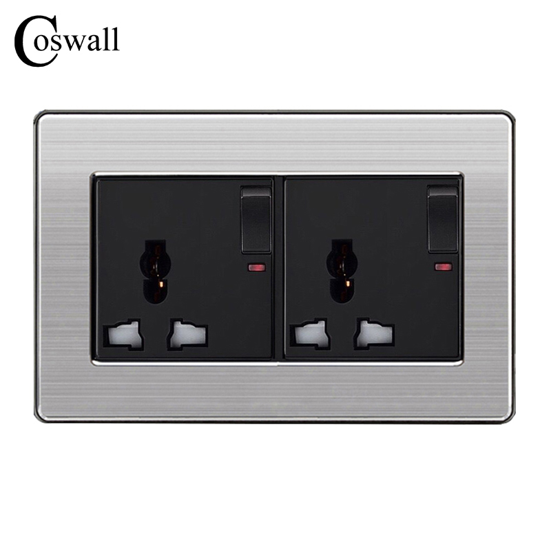 Aliexpress Com Buy Coswall 146 Uk Double Universal
