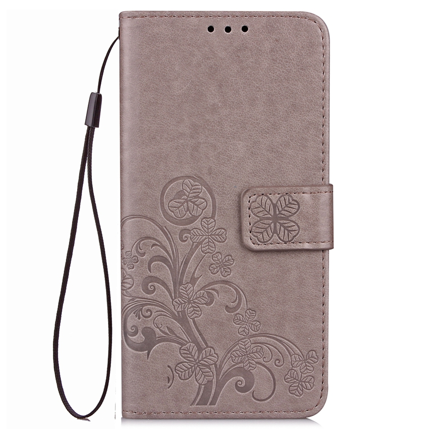3D Relief Leather Case For Xiaomi Mi A1 A2 Lite 8 SE Redmi S2 6A 6 Pro 5 Plus Note 5A Note 5 Pro Note 4X 4A Global Wallet Cover