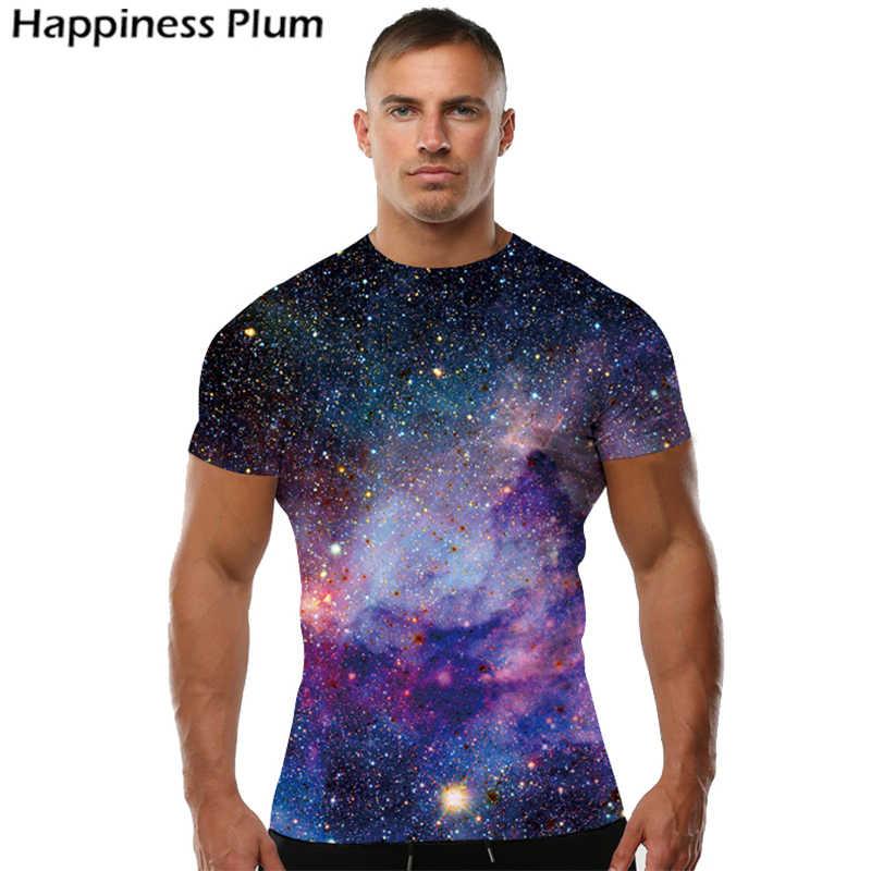 KYKU G Alaxyเสื้อยืดผู้ชาย/ผู้หญิงจักรวาลอวกาศเสื้อยืดฮิปฮอปTeeเสื้อยืดพิมพ์3dเย็นบุรุษเสื้อผ้าฤดูร้อน2018ฮิปฮอปเสื้อผ้า
