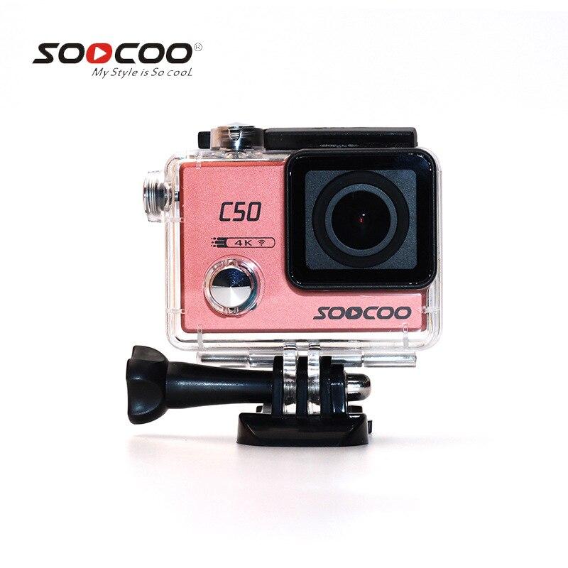 Offen Original Soocoo C50 Wifi 4 K Gyro Sport Action Kamera Einstellbare Betrachtungswinkel Ntk96660 30 M Wasserdichte Sport Dv In Den Spezifikationen VervollstäNdigen Sport & Action-videokamera Sport & Action-videokameras