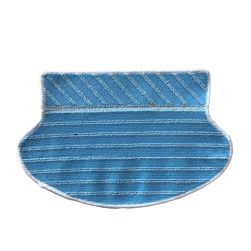 5 pieces/lot Robot Vacuum Cleaner Mop Clothes Cloth for Proscenic 790T 780TS JAZZ P1 2 3S 780T kaka 5 pieces lot robot vacuum cleaner parts hepa filter for proscenic 790t