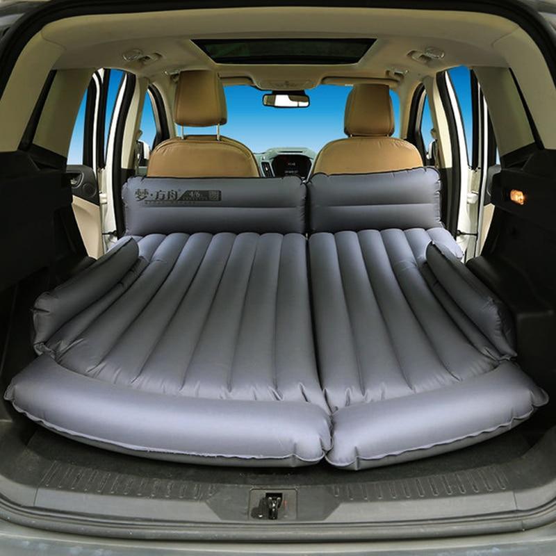 6/4 Portatile di Oxford Panno Self driving Home Campeggio Uso Della Spiaggia Lettino Da Viaggio Auto General Purpose SUV - 6
