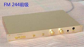 Hot sale FM244 Preamp machine/ preamp FM244 match with FM300 amplifer perfectly