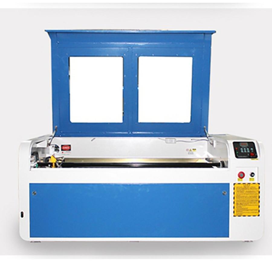 2018 Desktop Mini Co2 Cnc Laser Engraving Machine 6090 On Hot Sale 60/80/90/100W Cutting Machine