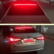 LED Auto luci Dei Freni rosso segnali di avvertimento HA CONDOTTO la luce Per Toyota Corolla Avensis Yaris Rav4 Auris Hilux Prius Prado Camry 40 Celica