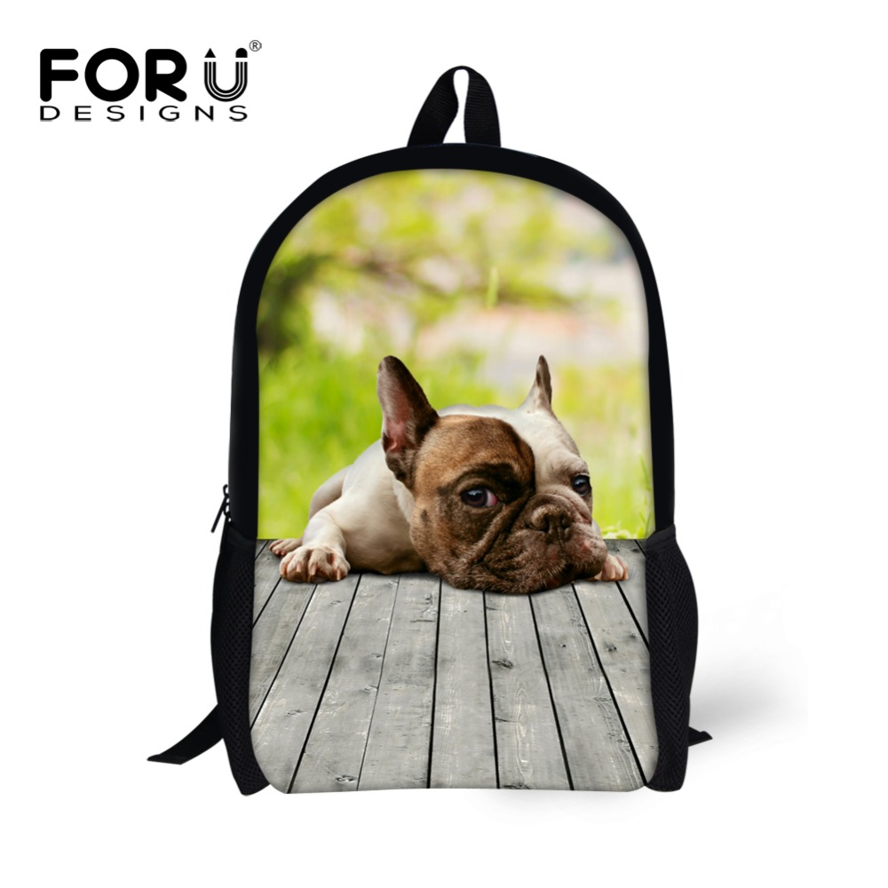 School bags for youth - Forudesigns Hot Sale Teenager School Bags Youth Trend Schoolbag School Backpack For Children Cute Bookbag For