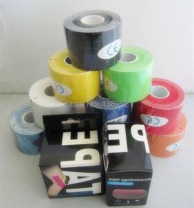 Image 4 - Розничная упаковка, 5 см x 5 м, фотомагнитная спортивная лента, 3 рулона/лот