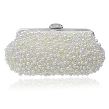 2016 Top Fashion Flap Single Hand Beaded Women Evening Bag Handbags Lady Luxury Banquet Exquisite Classic Handbag Day Clutches