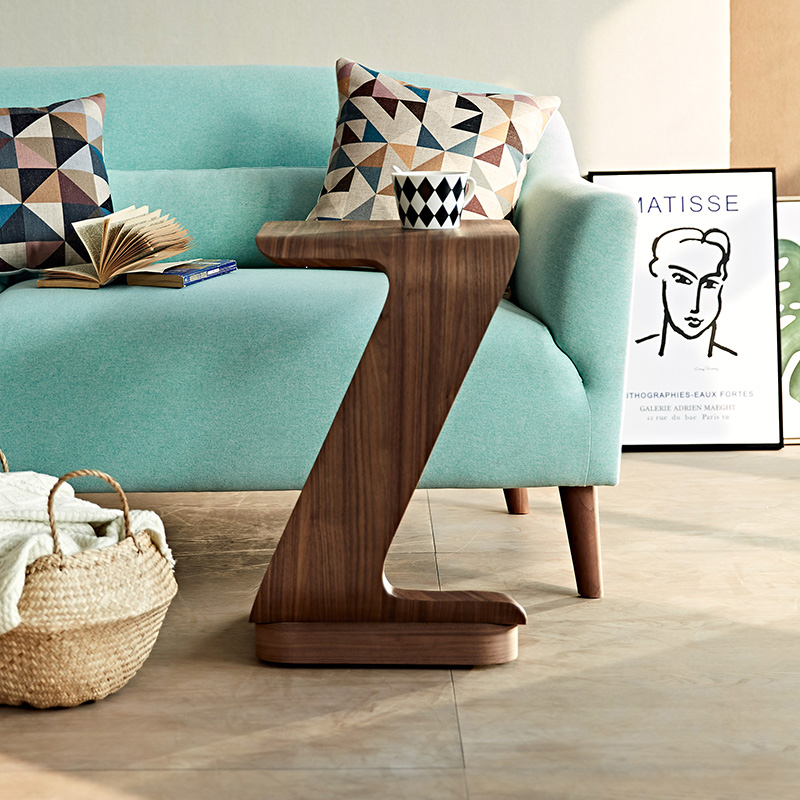 modern minimalist mobile sofa side table creative small coffee table in Coffee Tables from Furniture