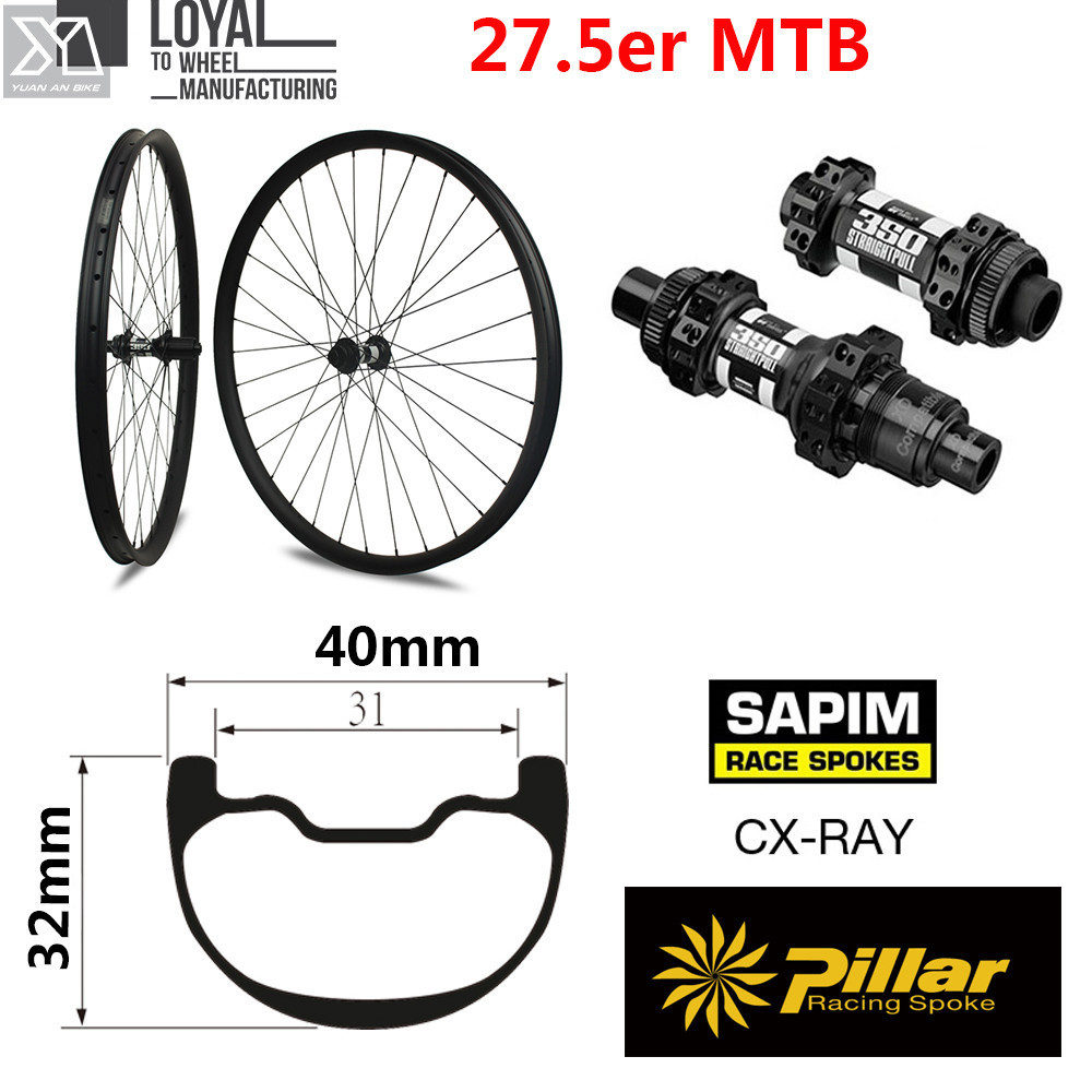 DT SWISS 32mm TUBELESS VALVE FOR MOUNTAIN BICYCLE RIMS--SINGLE