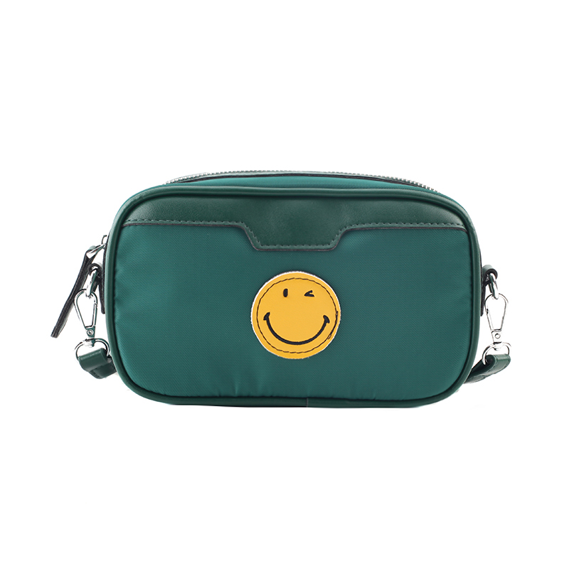 Luxury clutch bag sling smiley female shoulder Messenger womens brand handbag 2019 red bl