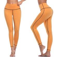 Купить с кэшбэком LI-FI Fitness Leggings Yoga Pants Women High Quality Workout Sports Leggings Running Sexy Push Up Gym Wear Elastic Slim Pants