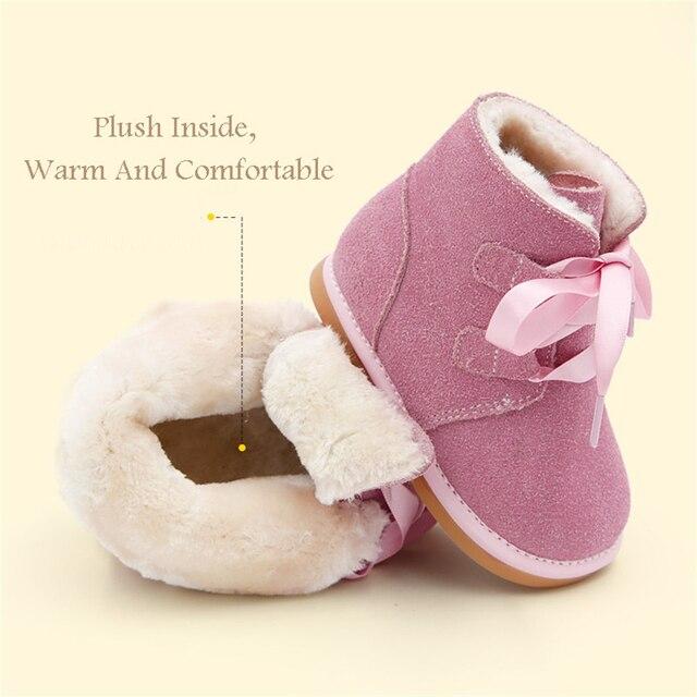 Welche schuhe im winter baby