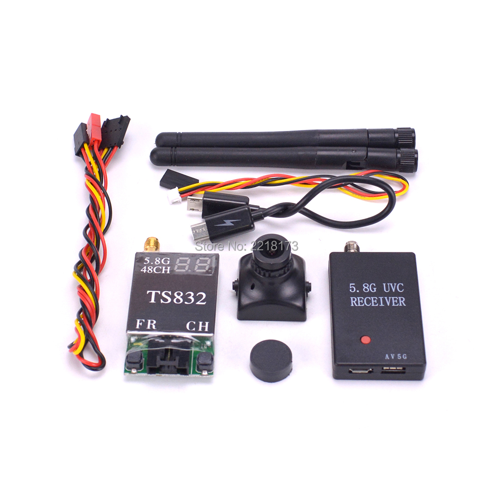 5.8G TS832 48CH 600mW Transmitter & 5.8G FPV Receiver UVC Video Downlink OTG VR Android Phone & 700TVL PAL COMS Camera For Drone reccagni angelo a 7136 2 page 6