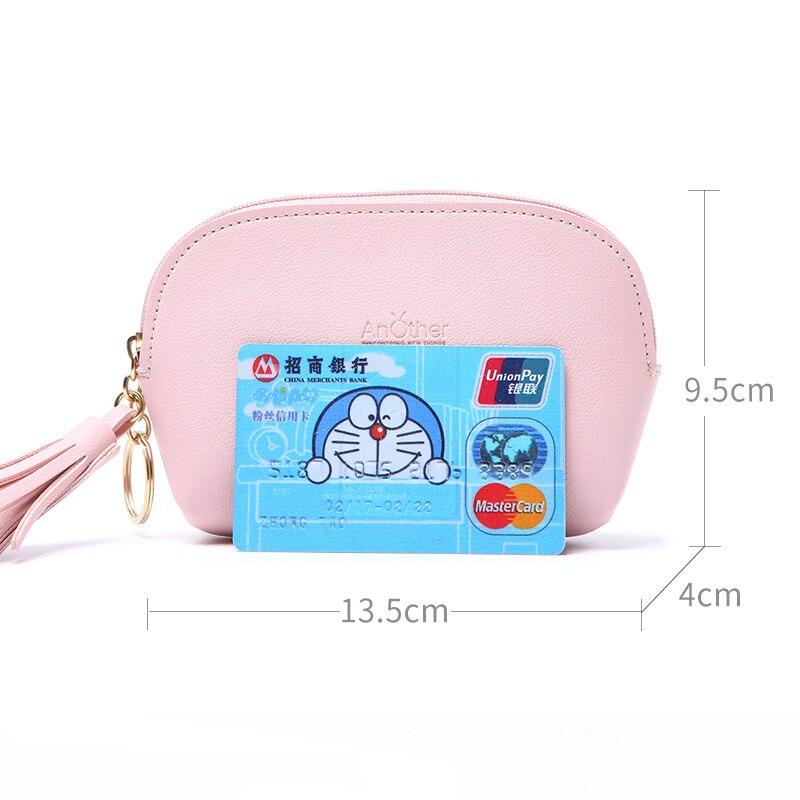 APP BLOG Brand Cute Women's Wallet Coin Purse New Arrival 2017 Fashion Flower Mini Small Leather Female Key Card Bag Keychain 5