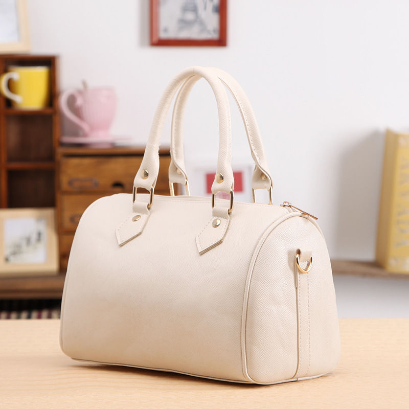 Women PU Leather Manual Measurement Wallet Purse Satchel Messenger Crossbody Bag Tote New