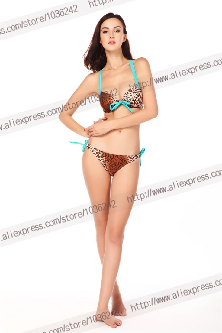 5c0fb758dc New style Bikini leopard super sexy surfing drift on water sports essential  Bikini swimwear swimwear 9054 on Aliexpress.com