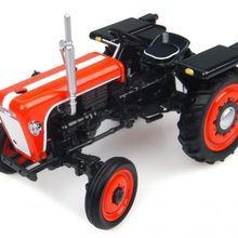UH 4898 1:32 KUBOTA T15 1960 сельскохозяйственные тракторы литая модель автомобиля игрушки для детей Детские игрушки оптом