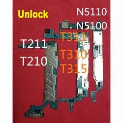 Kiểm tra Đầy Đủ Làm Việc Mở Khóa Bo Mạch Chủ Đối Với Samsung Galaxy T311 T310 T315 T210 T211 T805 T800 T700 N5100 N5110 N8000 Mainboard