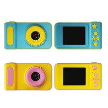 Mini Digital Camera 2 Inch Cartoon Cute Camera