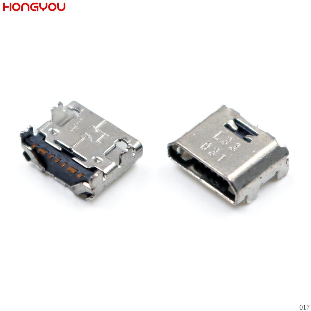 100PCS For Samsung Galaxy Tab E 8.0 T375 T377 T280 T285 T580 T585 A7 USB Charging Port Connector Charge Dock Socket Jack Plug