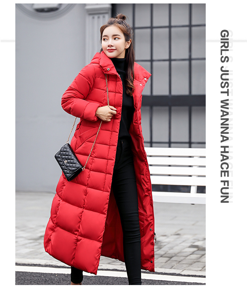 down coat winter belt (6)