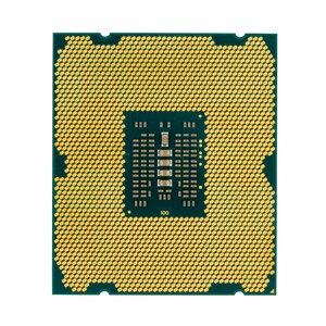 Image 3 - Intel xeon E5 2637 v2 processador de mesa 2637 v2 quad core 3.5 ghz 15 mb l3 cache lga 2011 servidor usado cpu