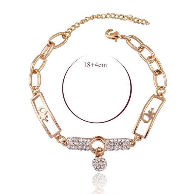 Designer Turkish Gold color Bracelet (2 color)