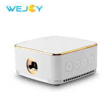Wejoy Mini Projector DL-S8+ Portable LED Projetor Android 7.1  Mobile Phone Projector Wifi Home Cinema Theater Beamer Proyector