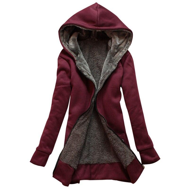 Aliexpress.com : Buy 2015 Sweatshirt Fleece Hoodies Women Winter ...