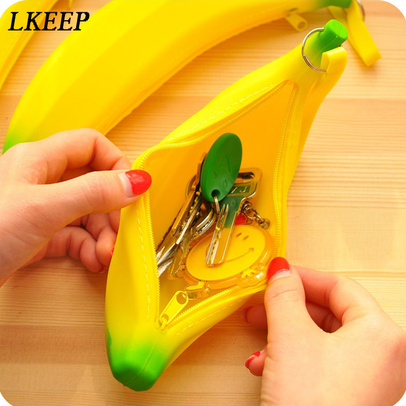 Banana Coin Purse 5