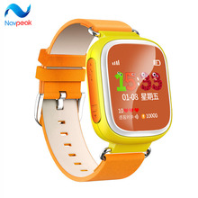 Q70 GPS Lengthy Standby Good Watch Child Positioning SmartWatch Sleep Tracker Base Station Wrist Watch with Smartphone App