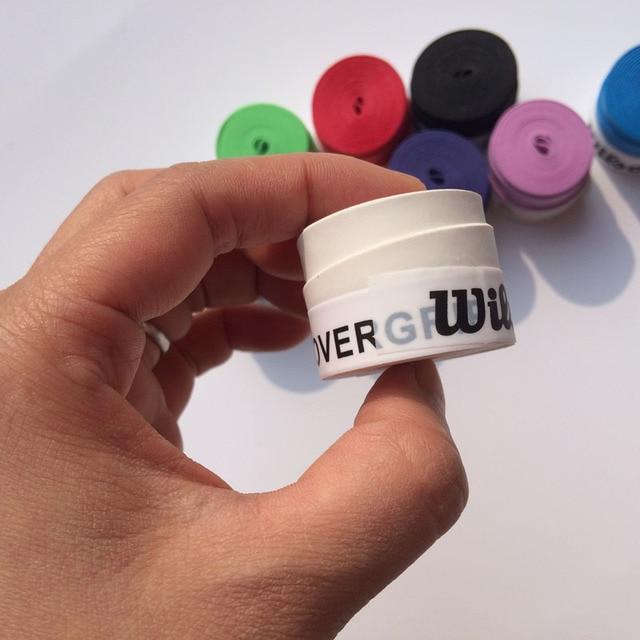 (White)Tennis grip,tennis overgrip,tennis rackets grips,overgrips 15 pecs/lot