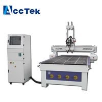 1325 1530 2030 3040 used desktop cnc engraving machines,hot sale cnc wood engraving machine with two spindles