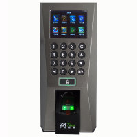ZK F18 Fingerprint Access Control Fingerprint Time Attendance Door controller With 125Khz EM Card
