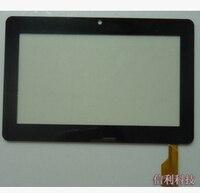 10PCs 7 Inch Allwinner Q88 A13 Q8 Tablet Pc Touch Screen Glass Panel Digitizer XZ028 Q88