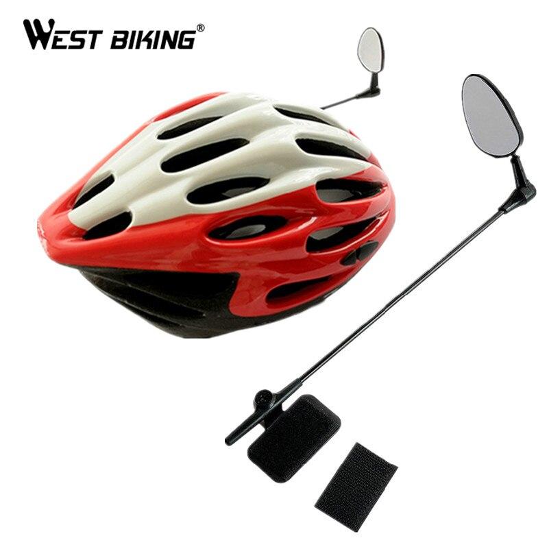 Bicycle Motorcycle Helmet Rearview Mirror Rear View Mirror Mirror K7M3
