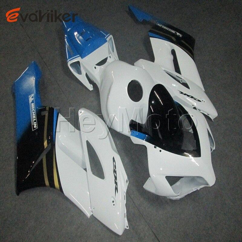 Пользовательские ABS мотоцикл обтекатель для CBR1000RR 2004 2005 мотор панели + 5 подарки черный литья под давлением H2 - 6