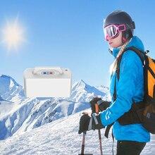Для пожилых людей наружная Регулируемая Портативная установка для получения кислорода озонатор домашний Многофункциональный озонатор концентратор озонатор иониз