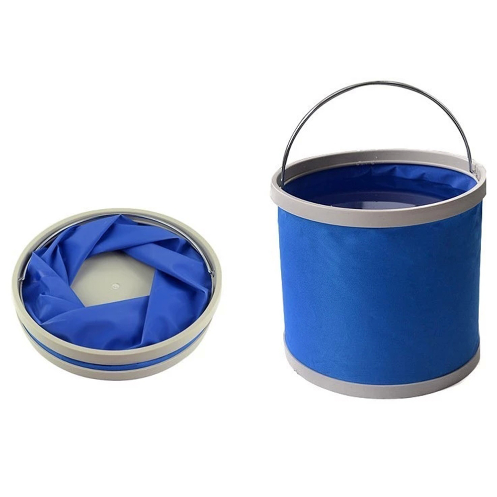 Image result for portable folding bucket
