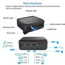H6W Smart DLP Mini Pocket Projector