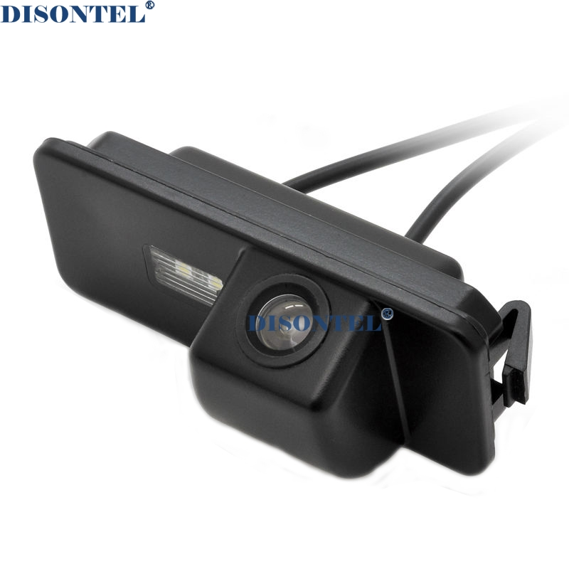 for sony ccd Car vehicle rear Camera parking reversing assist For Skoda Fabia Superb OCTAVIA TOUR ROOMSTER Phaeton