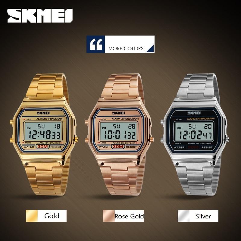 Νέα μόδα χρυσό ασήμι ρολόι ζευγάρι - Ανδρικά ρολόγια - Φωτογραφία 5